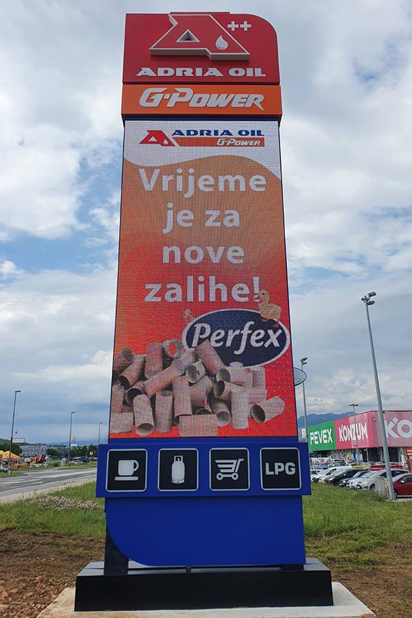 Adria Oil Kukuljanovo