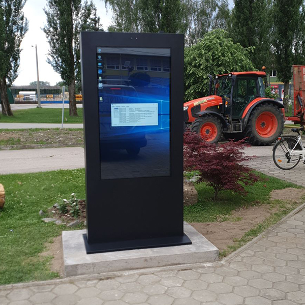 Infto point lcd