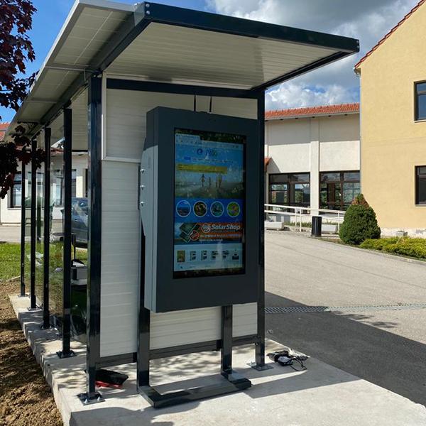 Pametna autobusna stanica